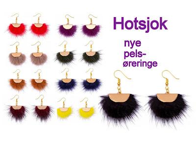 Cool pels smykker hos Hotsjok