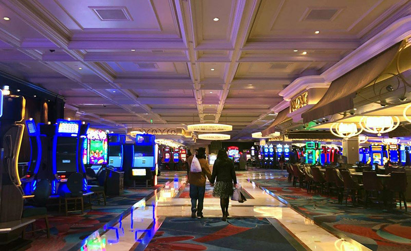 How an iconic Las Vegas casino plans to conquer Covid-19