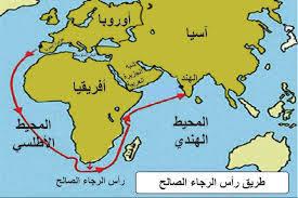 الكشوف الجغرافية