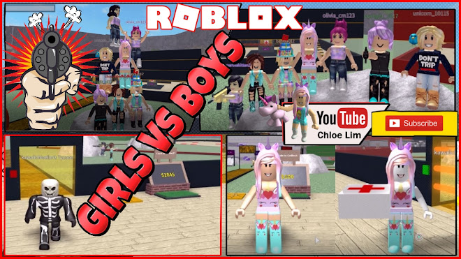 Roblox Fortnite Tycoon Gameplay! BOYS Vs GIRL WAR! Shout out to new friends! LOUD WARNING!