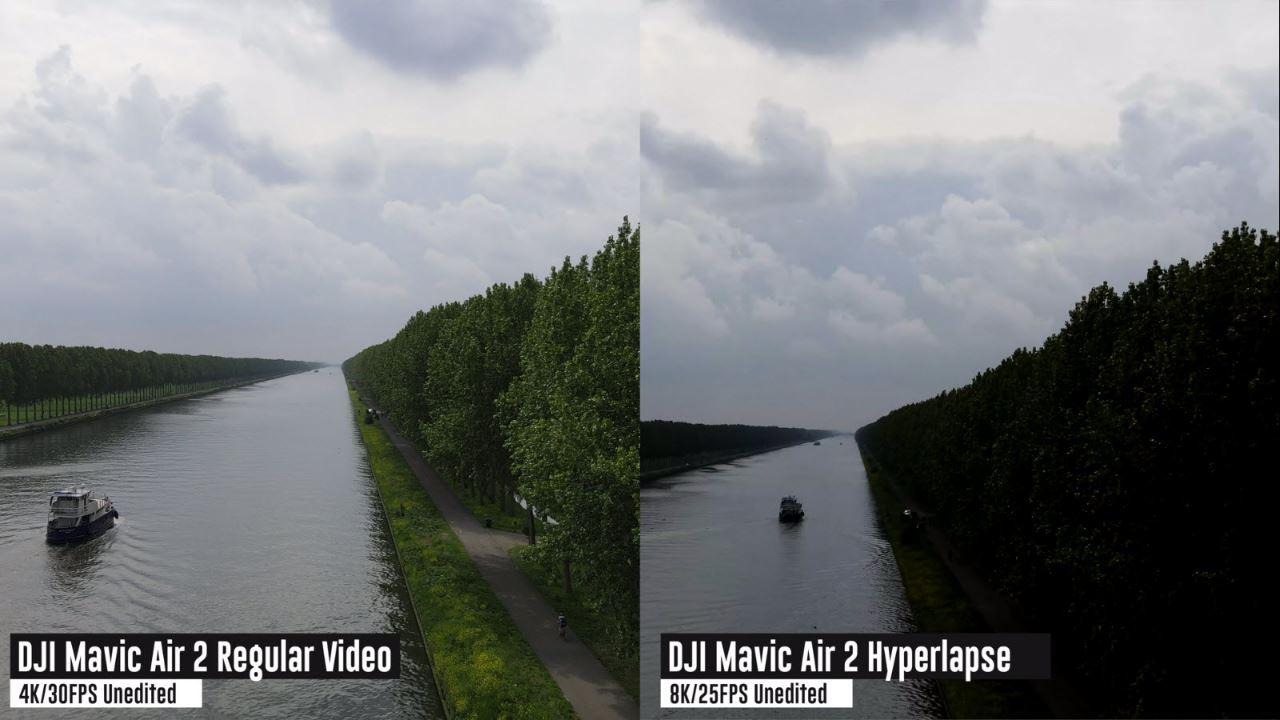 DJI Mavic Air 2 drone found serious problems