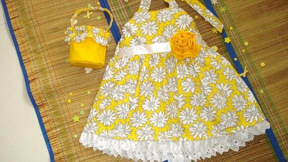 Sewing Patterns for Girls Dresses and Skirts: Sewing Pattern Sun ...