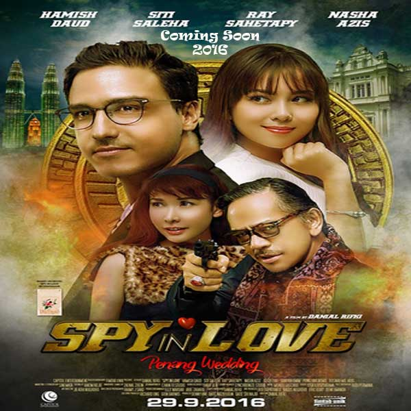 Spy in Love, Film Spy in Love, Spy in Love Movie, Spy in Love Sinopsis, Spy in Love Trailer, Spy in Love Review, Download Poster Film Spy in Love 2016