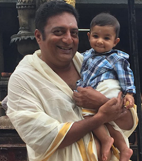Prakash Raj, Biography, Profile, Age, Biodata, Family , Wife, Son, Daughter, Father, Mother, Children, Marriage Photos.