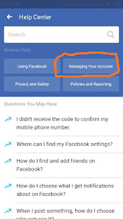 How to deactivate fb account