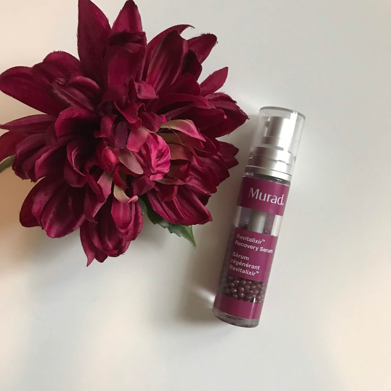 15baef118a2 In the process of trying to find hydrating and soothing products, I scored  big time with Murad's Revitalixir Recovery Serum and use it every single  day.