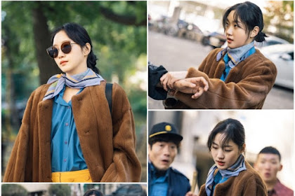 """First still images of Kim Go-Eun in SBS drama series """"The King: Eternal Monarch"""" Deo King: Youngwonui Gunjoo 더 킹: 영원의 군주"""