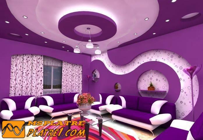 Decoration home platre for Platre dicor 2015