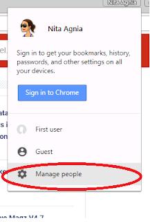 Cara membuka banyak akun browser google chrome PC   Laptop