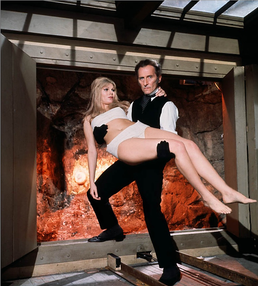 Frankenstein Created Woman (1967), Susan Denberg