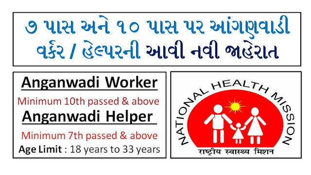 ICDS Anganwadi Recruitment 2020