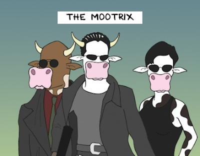 The Matrix y la navaja de Okham