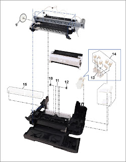 Regular Replacement the Waste Ink Absorber