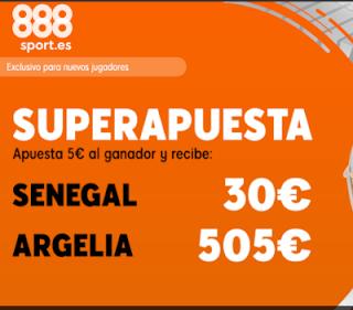 888sport superapuesta copa africa Senegal vs Argelia 19 julio 2019