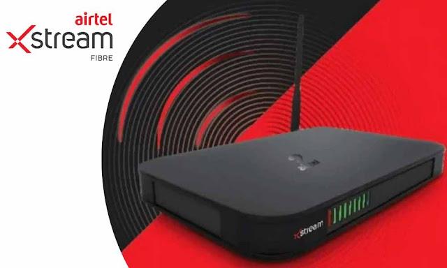 Airtel Xstream Fiber All Plans Details