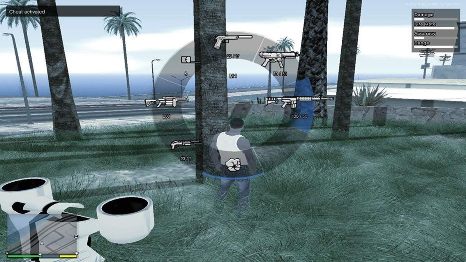 تحميل لعبة GTA V للاجهزة الضعيفة والمتوسطة مضغوطة كاملة بروابط مباشرة مجانا