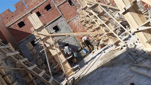أسعار يوميات عمال البناء في مصر اليوم 2021