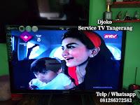 service tv serpong