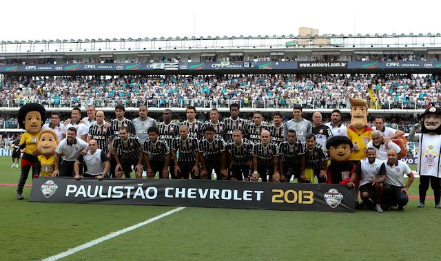 Corinthians é  maior campeão Estadual