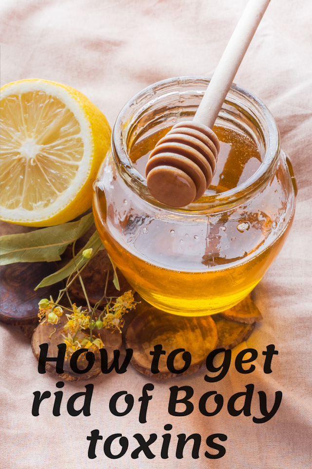 A simple and refreshing recipe to get rid of Body toxins