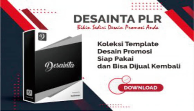 Desainta PLR & MRR License