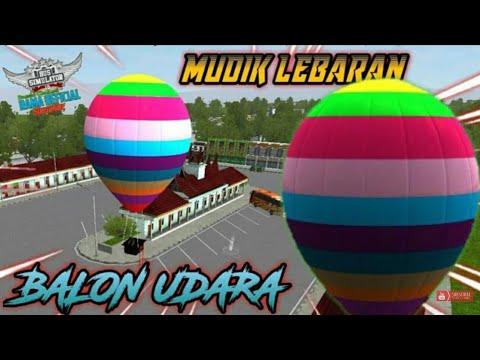 Mod Balon Udara Bussid
