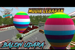 Mod Balon Udara Bussid | modbussid.com
