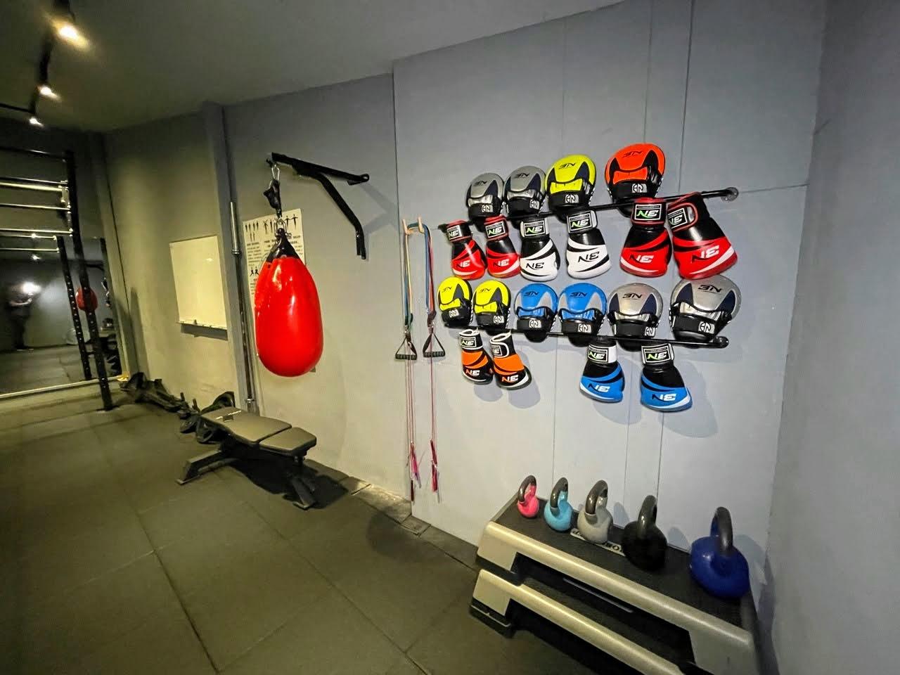 【台南 中西區】8count fitness 意志力體能訓練所 專業體態評估與拳擊體驗課程 培養運動習慣的好地方