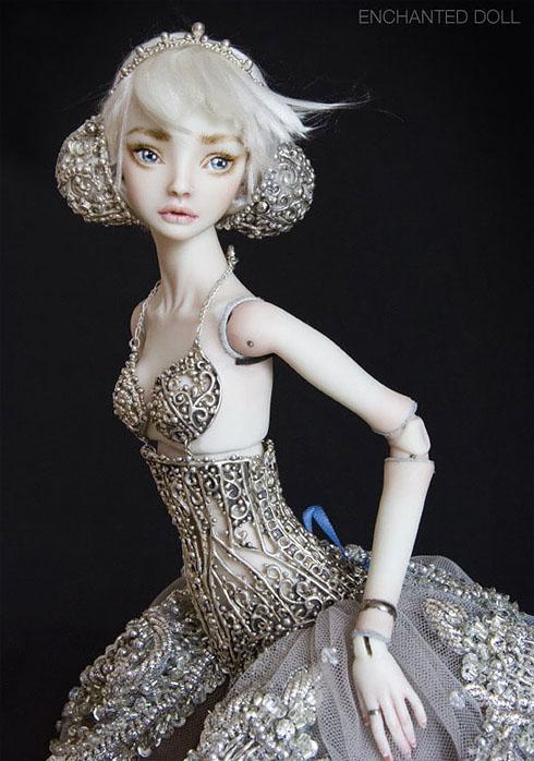 dolly's designs: Enchanted Dolls Marina Bychkova