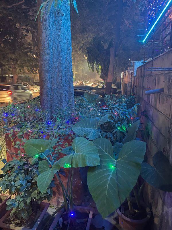 Foto Hasil Kamera iPhone 12 Outdoor Night