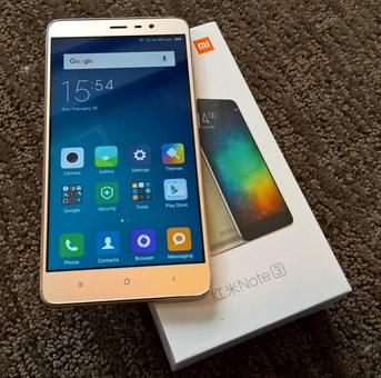 Cara Setelan Pabrik / Hard Reset Xiaomi Redmi Note 3