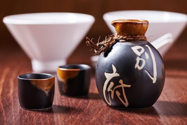 Le Meilleur du Saké avec Topaz