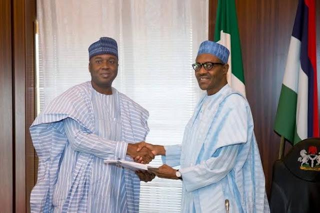 Buhari And Saraki Shun Each Other On Birthday