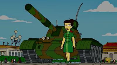 Los Simpson predijeron la llegada de Kim Yo-jong-PuroIngenio
