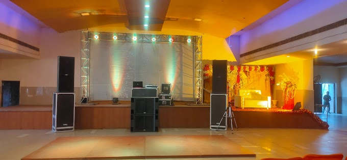 Dj System at Garden Court Day show