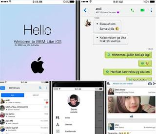 download bbm mod iphone style v3.3.2.31 apk