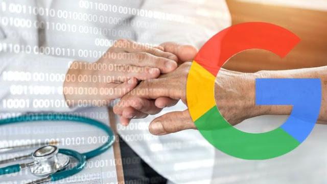 Google recolhe dados de Saúde dos utilizadores