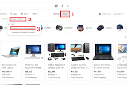 How to download copyright free images from Google?