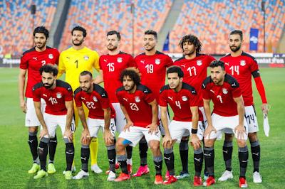 المنتخب المصري يصعد لكأس الأمم الإفريقية القادمة بالكاميرون 2021 بعد هزيمة جزر القمر 4-0