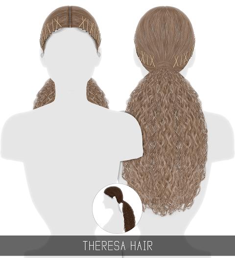 THERESA & LOUISA HAIRS