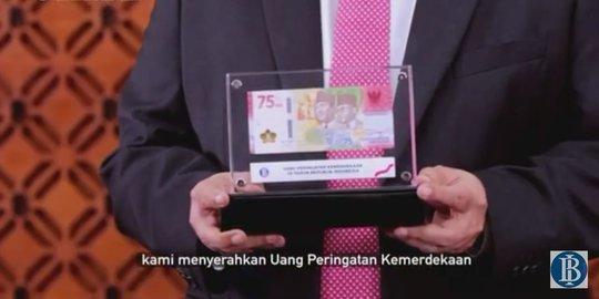 Terbitkan Uang Rp75.000 Edisi Khusus HUT RI yang Gak Bisa Dibelanjakan, Pemerintah Dapat Rp5,6 T dari Rakyat? Kok Enak?