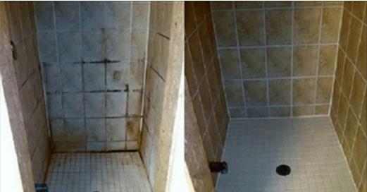 Une astuce simple pour nettoyer votre salle de bain ! Elle est 10 fois plus puissante et plus efficace que l'eau de javel !