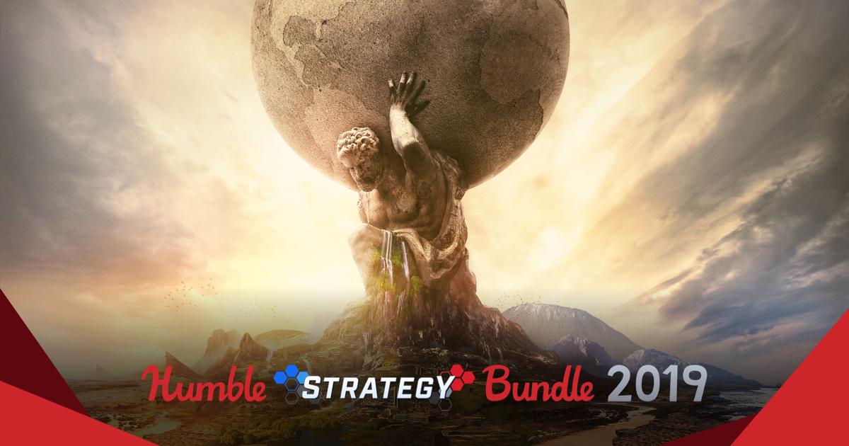 Humble Strategy Bundle 2019