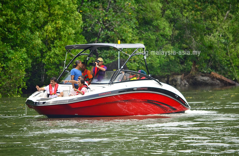 Mangrove Cruise by Naam in Langkawi