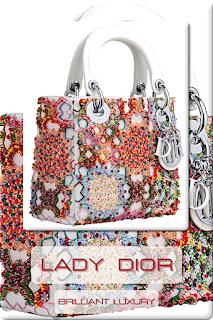 ♦Dior Lady Dior Bags 2015 #dior #bags #ladydior #brilliantluxury