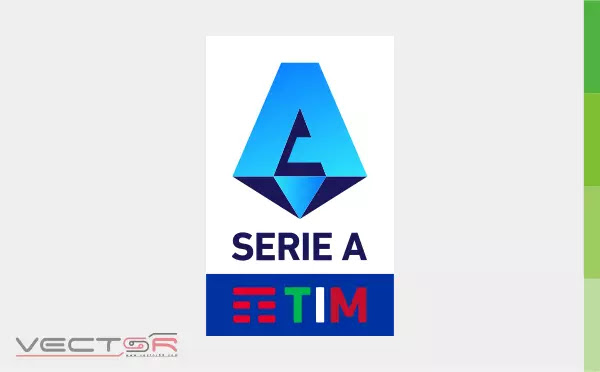 Serie A (TIM) 2021 Logo - Download Vector File CDR (CorelDraw)