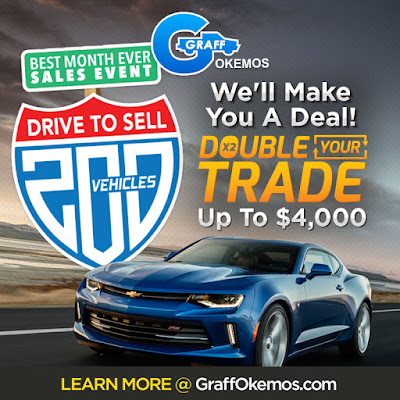 Best Month Ever Sales Event at Graff Chevrolet Okemos