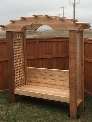 bench calgary
