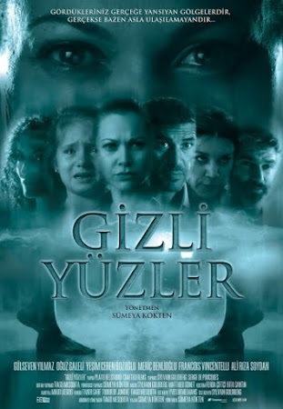 Poster Of Gizli Yüzler 2014 In Hindi Bluray 720P Free Download
