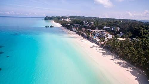 Beautiful Island of Boracay